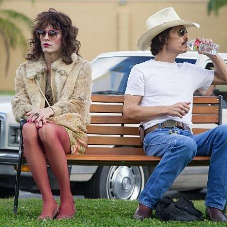 """Dallas Buyers Club,"" a potential Oscar nominee."