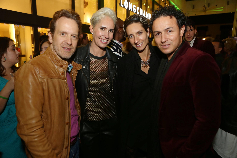 Daniel & Marcella Novela, Claudia Martinez, & Juan Carlos Londono