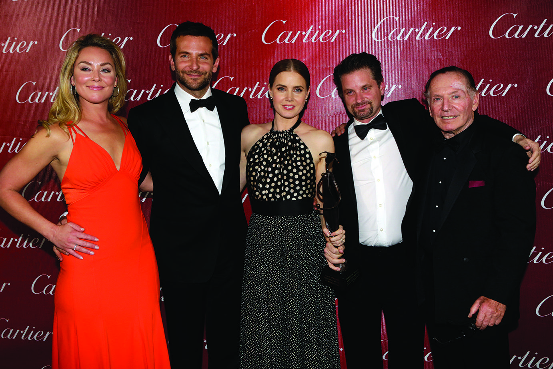 25th Annual Palm Springs International Film Festival Film Awards Gala – Backstage