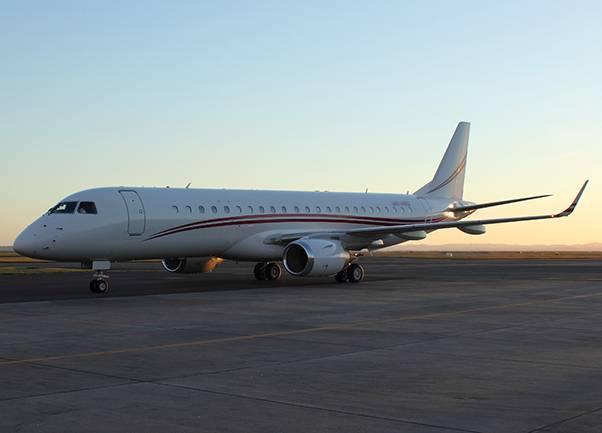 Embraer EMB190BJ