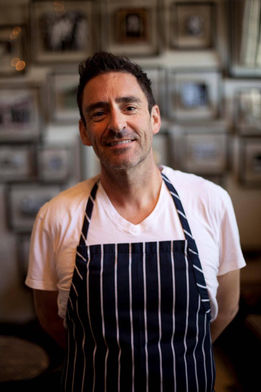 Executive Chef Tim Goodell
