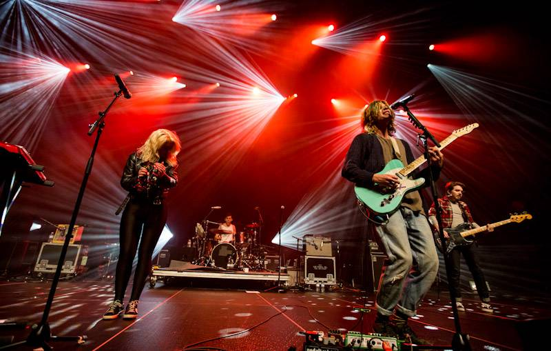 Grouplove at The Chelsea inside The Cosmopolitan Jan 9, 2014_kabik 5