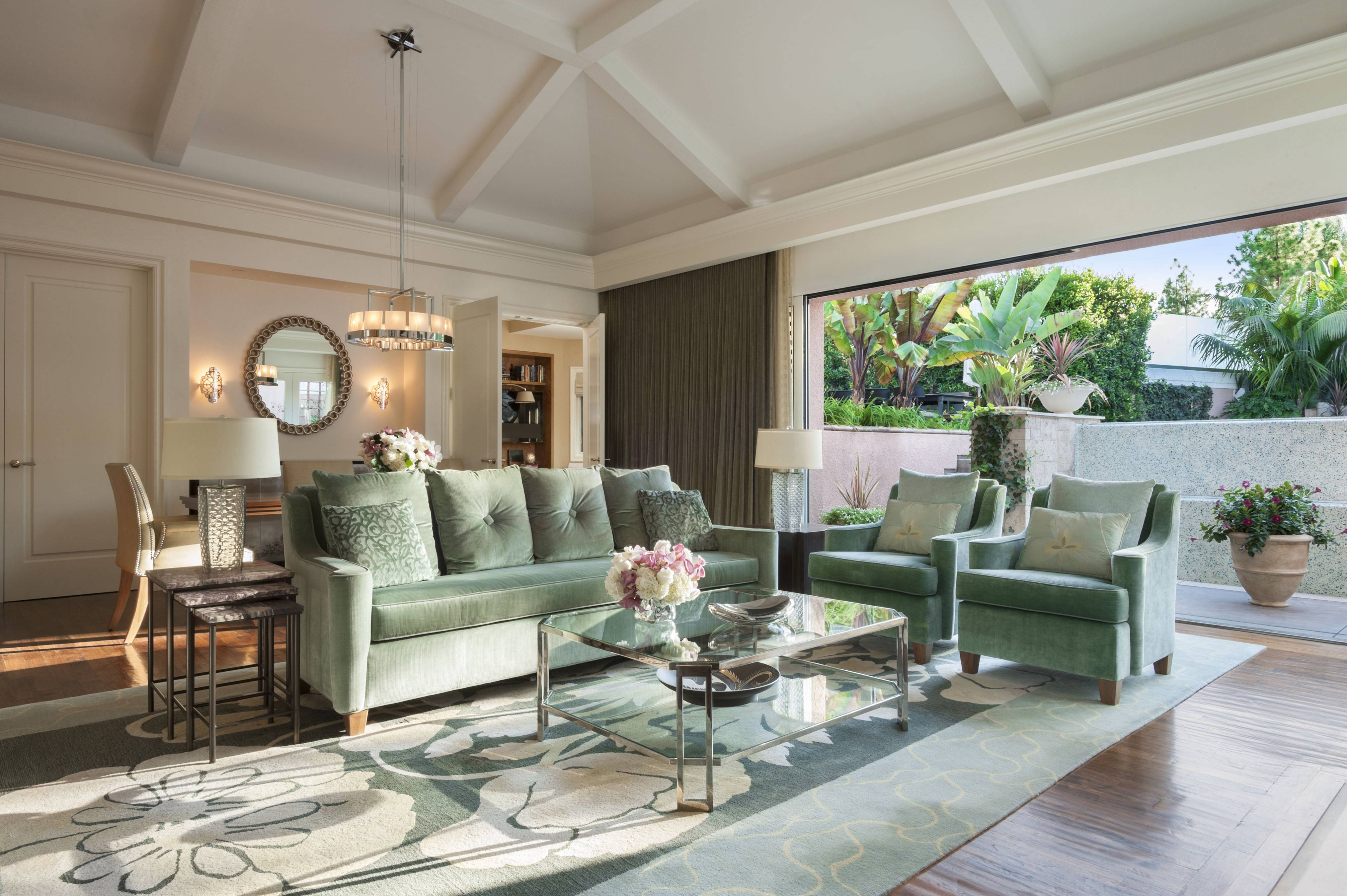 Top 5 presidential suites in los angeles orange county - Chambre toile de jouy ...