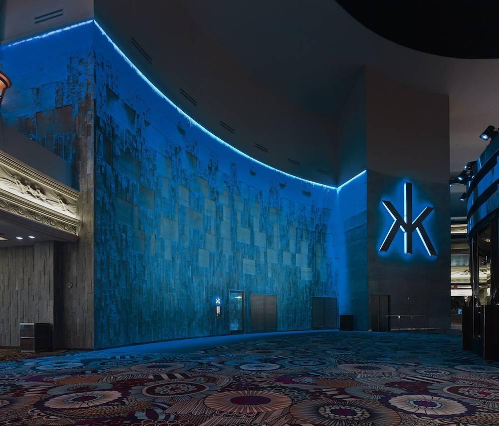 Hakkasan Las Vegas_Entrance