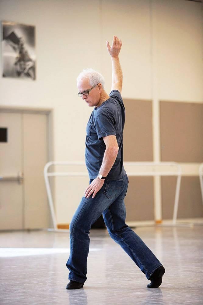 Helgi-Tomasson-in-rehearsal