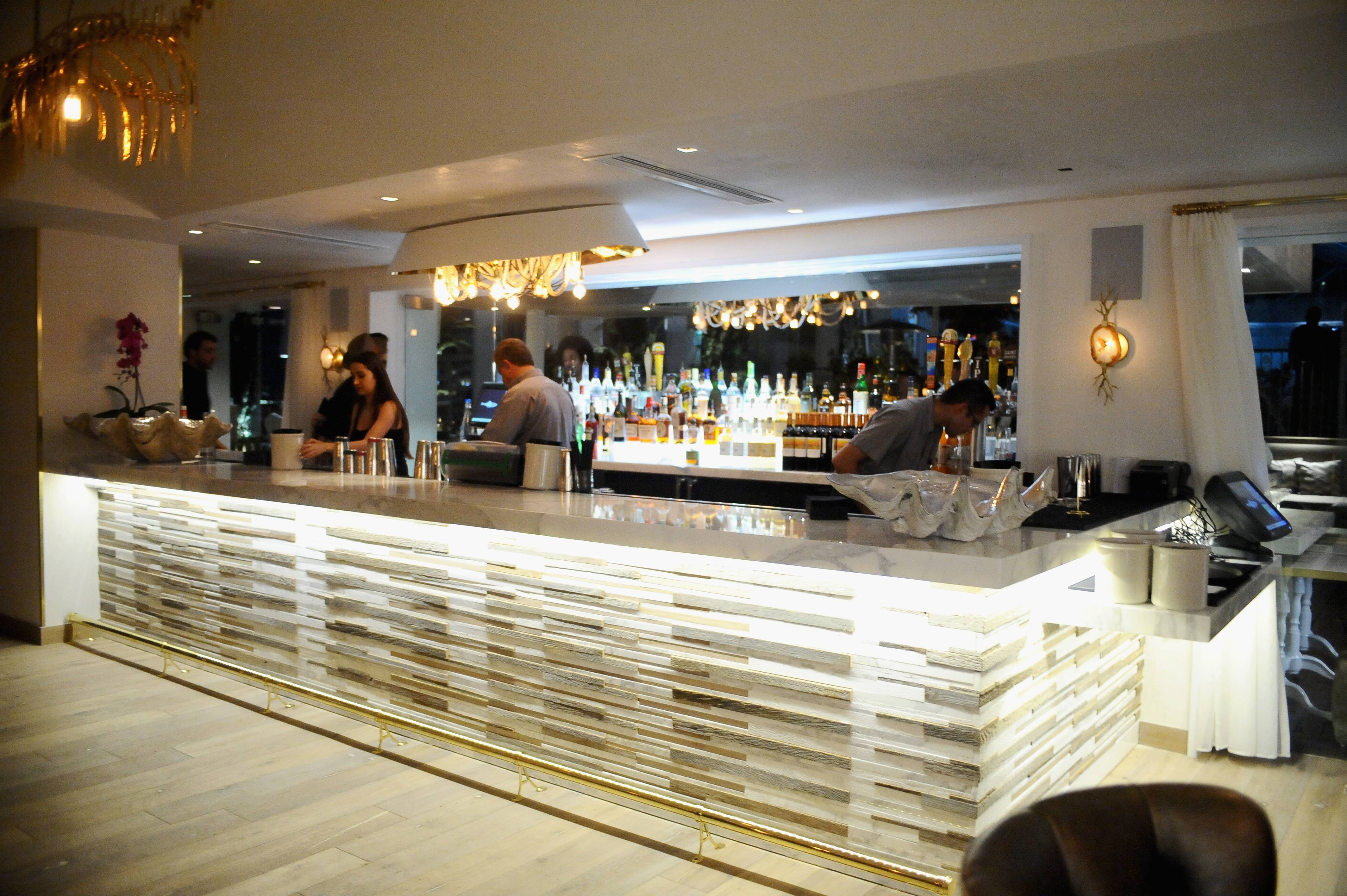 Herringbone L.A. at Mondrian Los Angeles Grand Opening Party