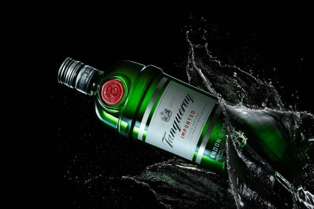 House of Gin by Tanqueray