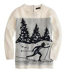 Sweater, available at J. Crew