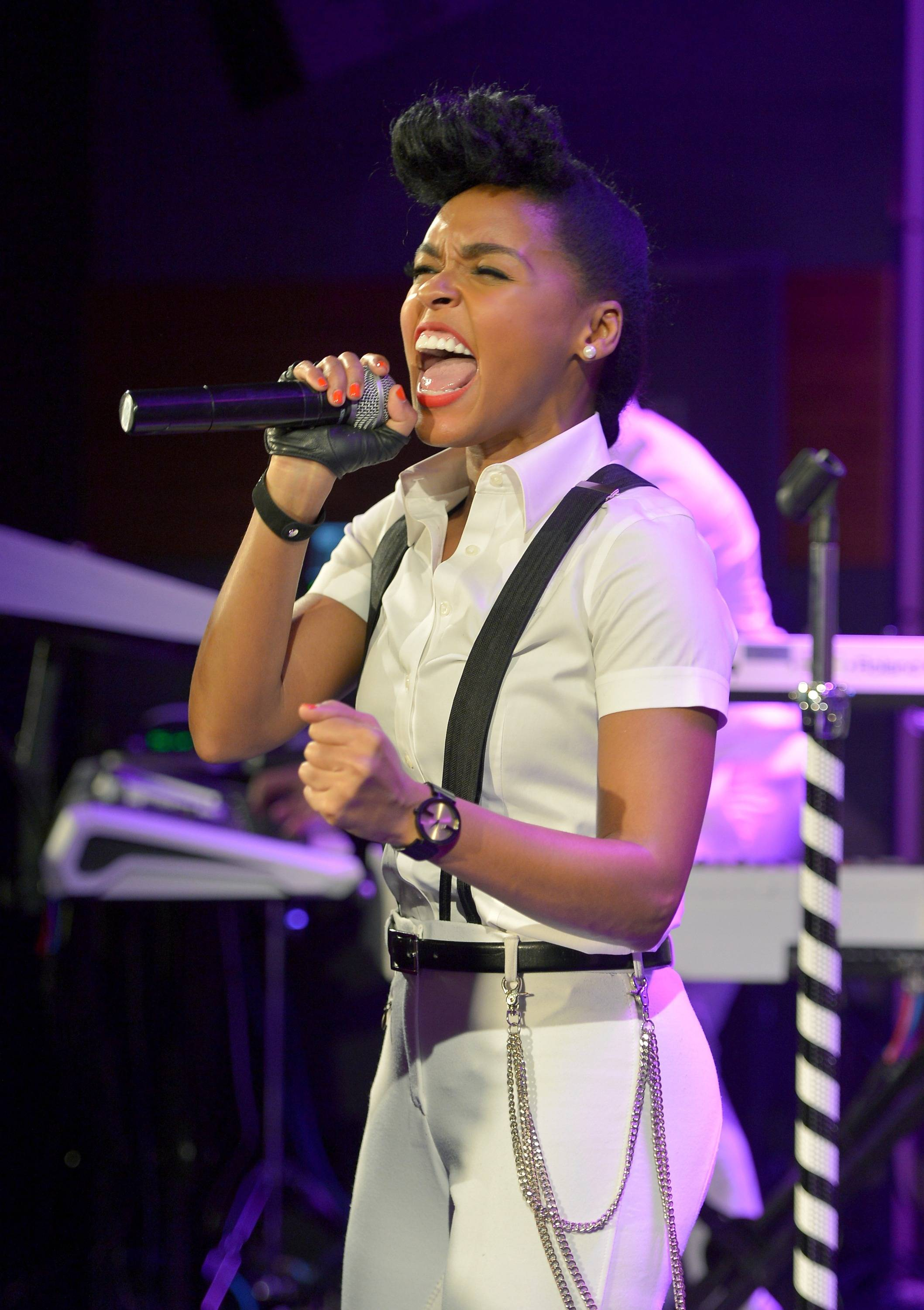 Gucci Timepieces & Jewelry Celebrates The New Gucci GRAMMY Timepiece With Janelle Monae