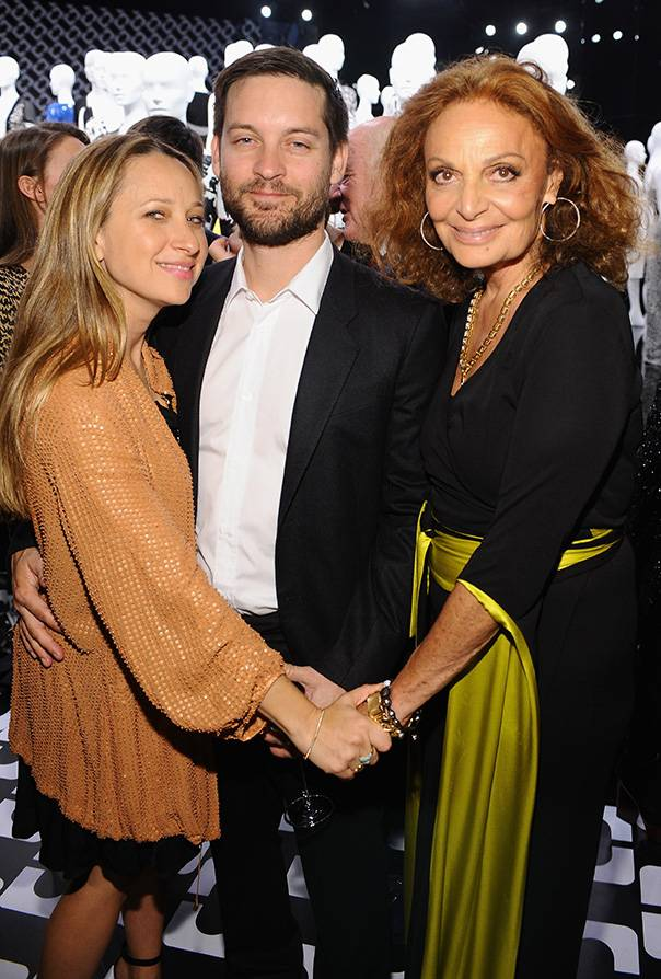 Diane Von Furstenberg's Journey Of A Dress Exhibition Opening Celebration – Inside