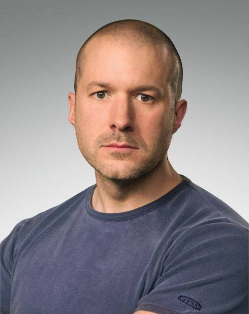 Jonathan Ive  Credit Apple, Inc.