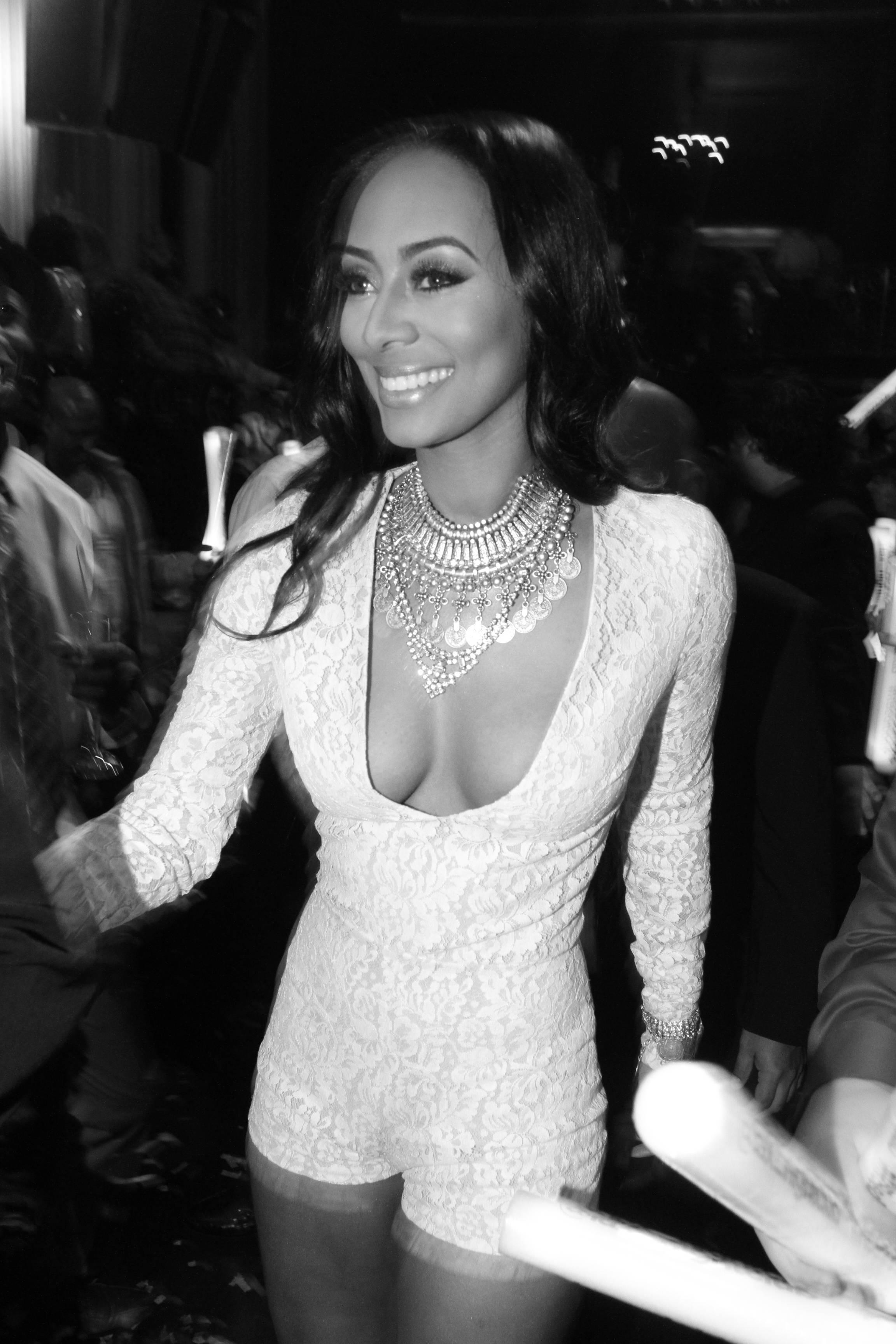 Keri Hilson_arrival_LAX Nightclub