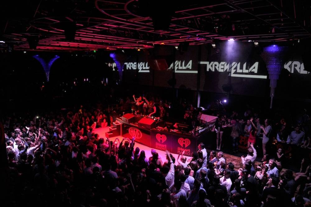 iHeartRadio Celebrates CES 2014 With A Private Party At Haze Nightclub, Featuring A Live Performance By Krewella