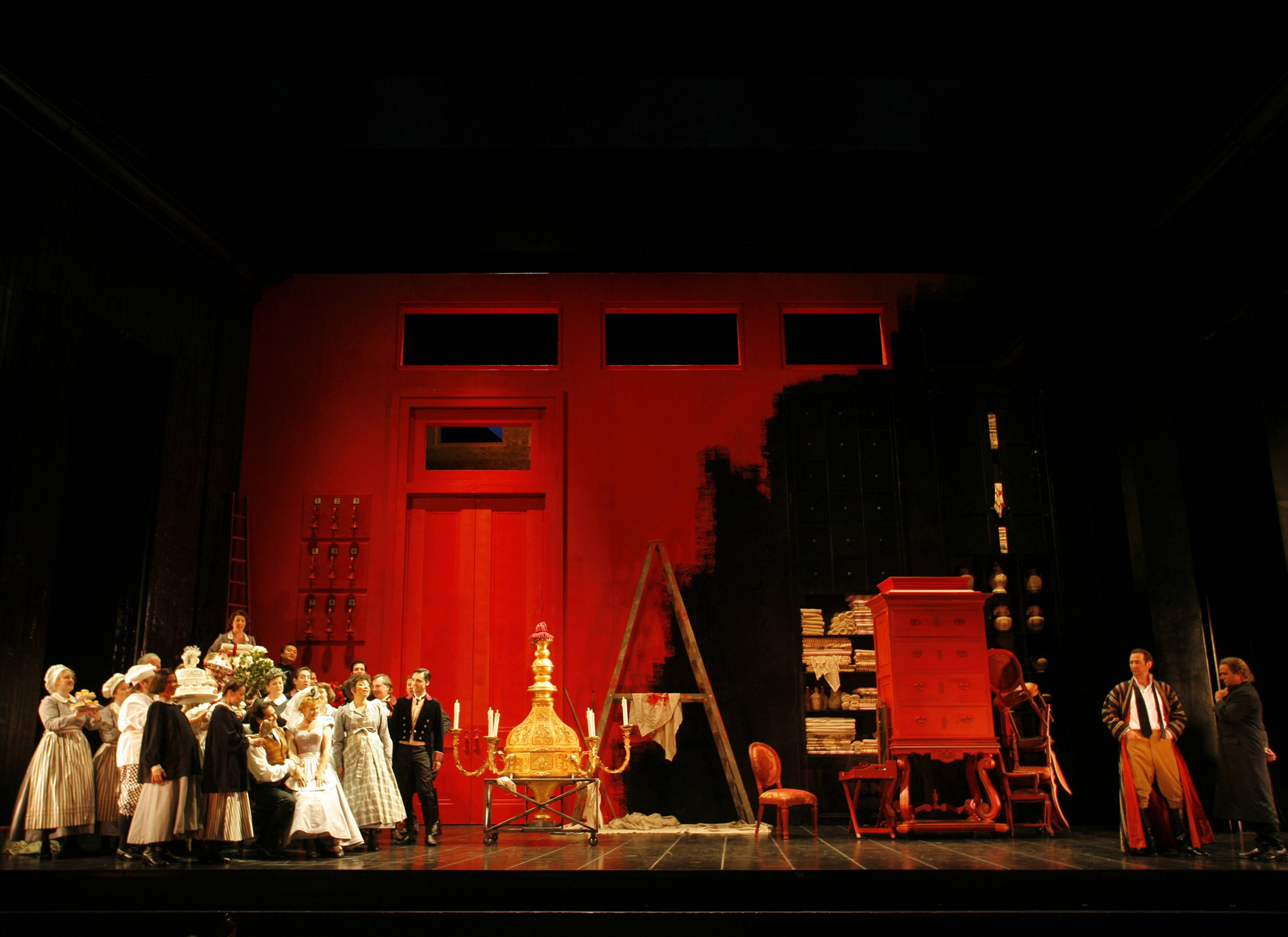 'Le Nozze di Figaro'  Final Dress Rehearsal (4) – March 23, 2006