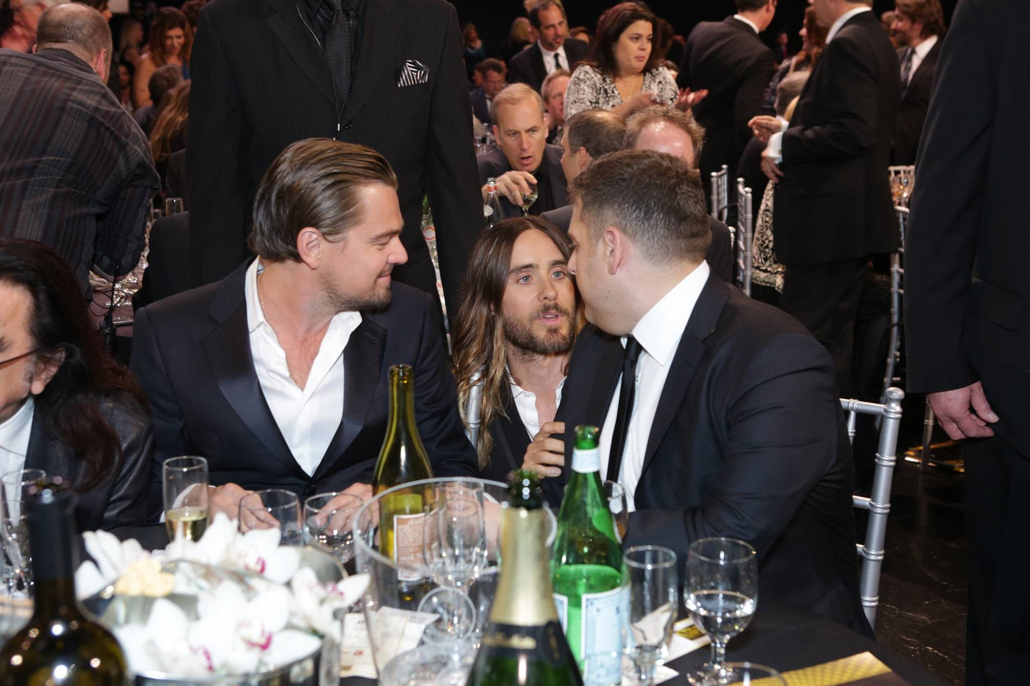 Champagne Nicolas Feuillatte at the Critics' Choice Movie Awards 2014