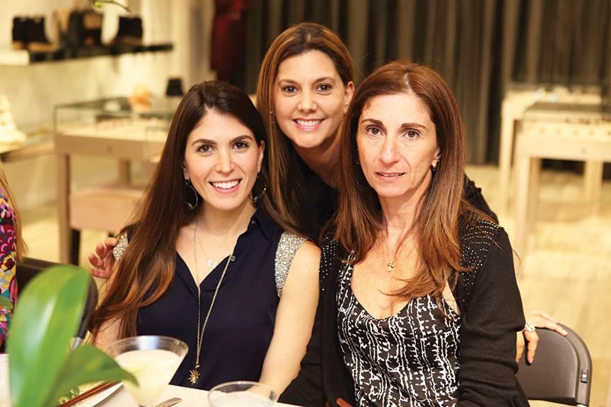 Maria Mawad, Lily Milanes, Gladys Bakhos