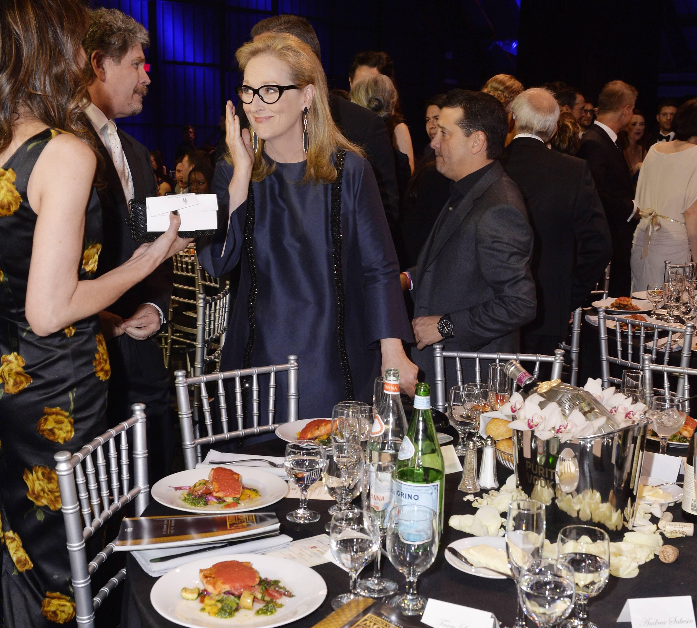 Meryl Streep photo credit lisa rose