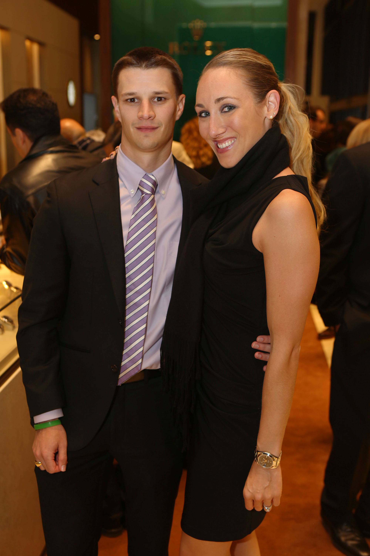 Paul Juster & Stephanie Chaissan