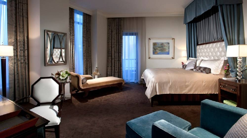 Top 5 presidential suites in atlanta haute living - Two bedroom suites in atlanta ga ...