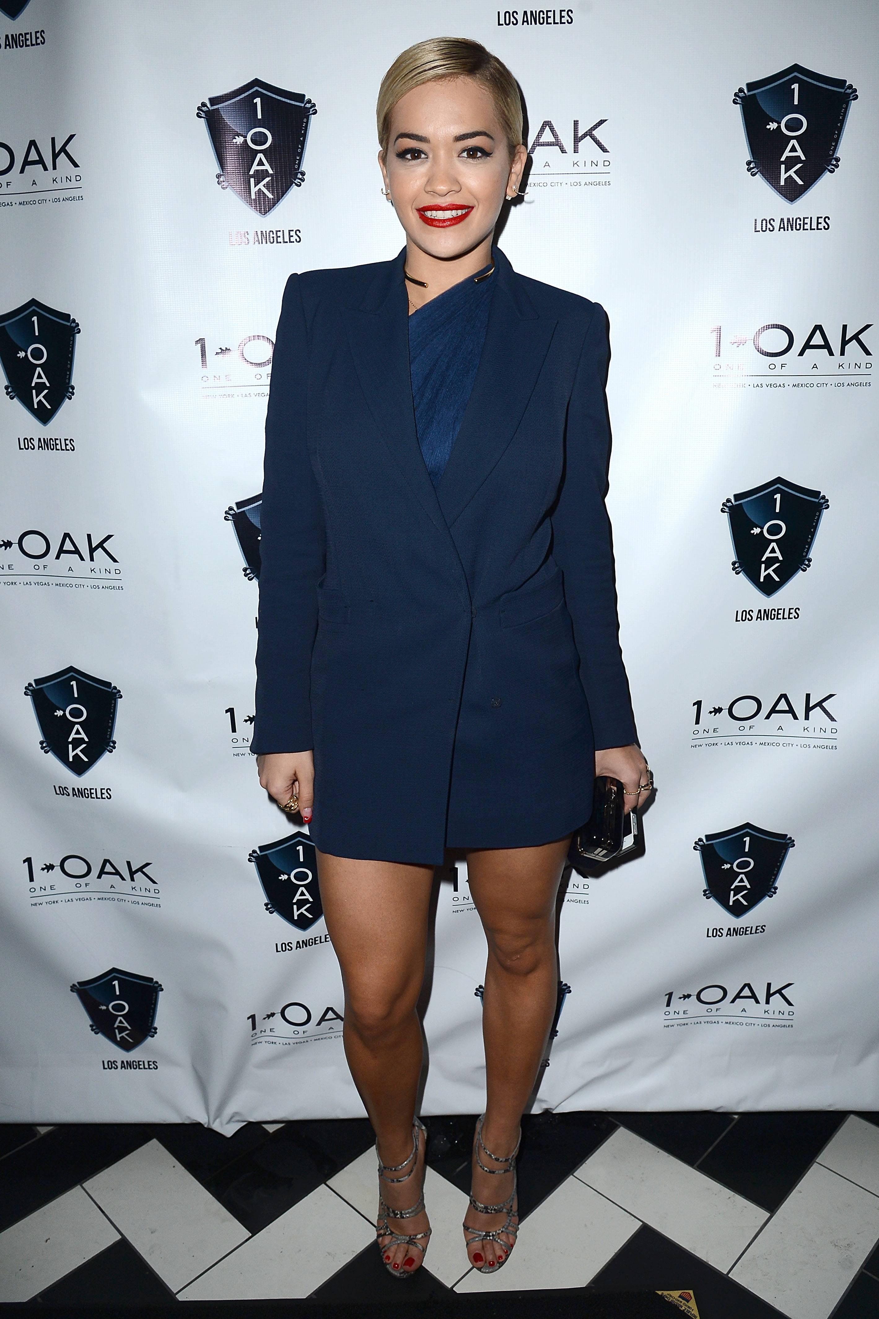 Rita Ora. 1 OAK LA. 1.25