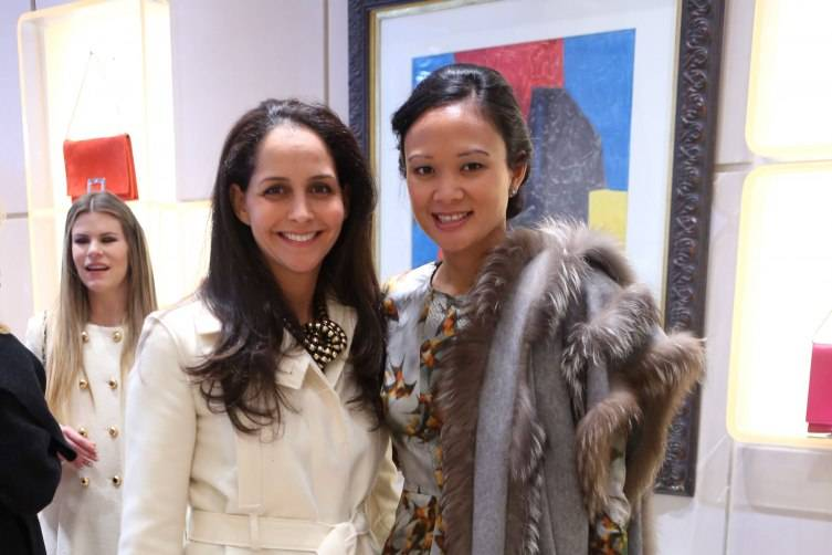 Roger Vivier-Miami Children's Hospital Luncheon-Jan.17 2014-Carola Pimentel & Criselda Breene1