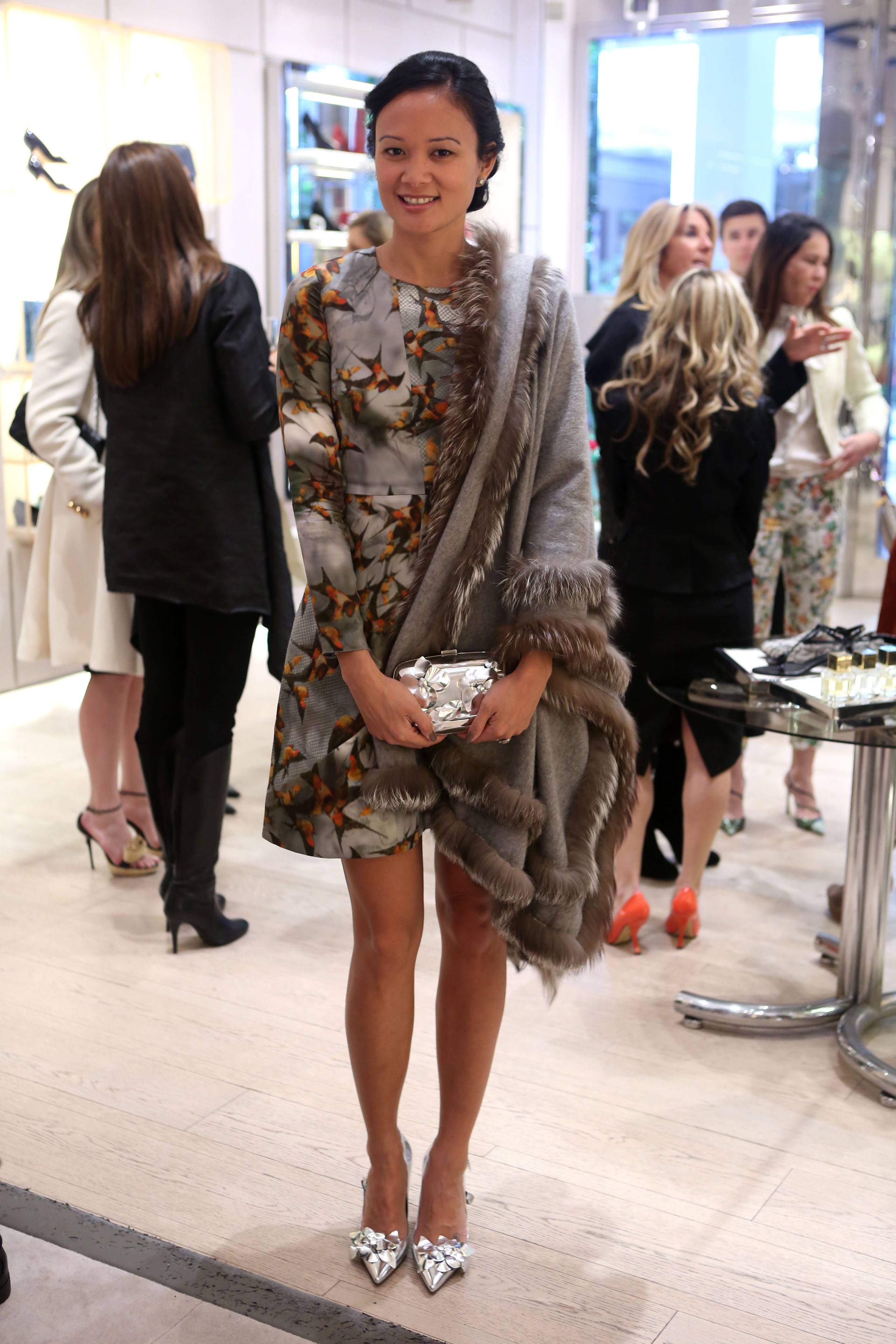 Roger Vivier-Miami Children's Hospital Luncheon-Jan.17 2014-Criselda Breene