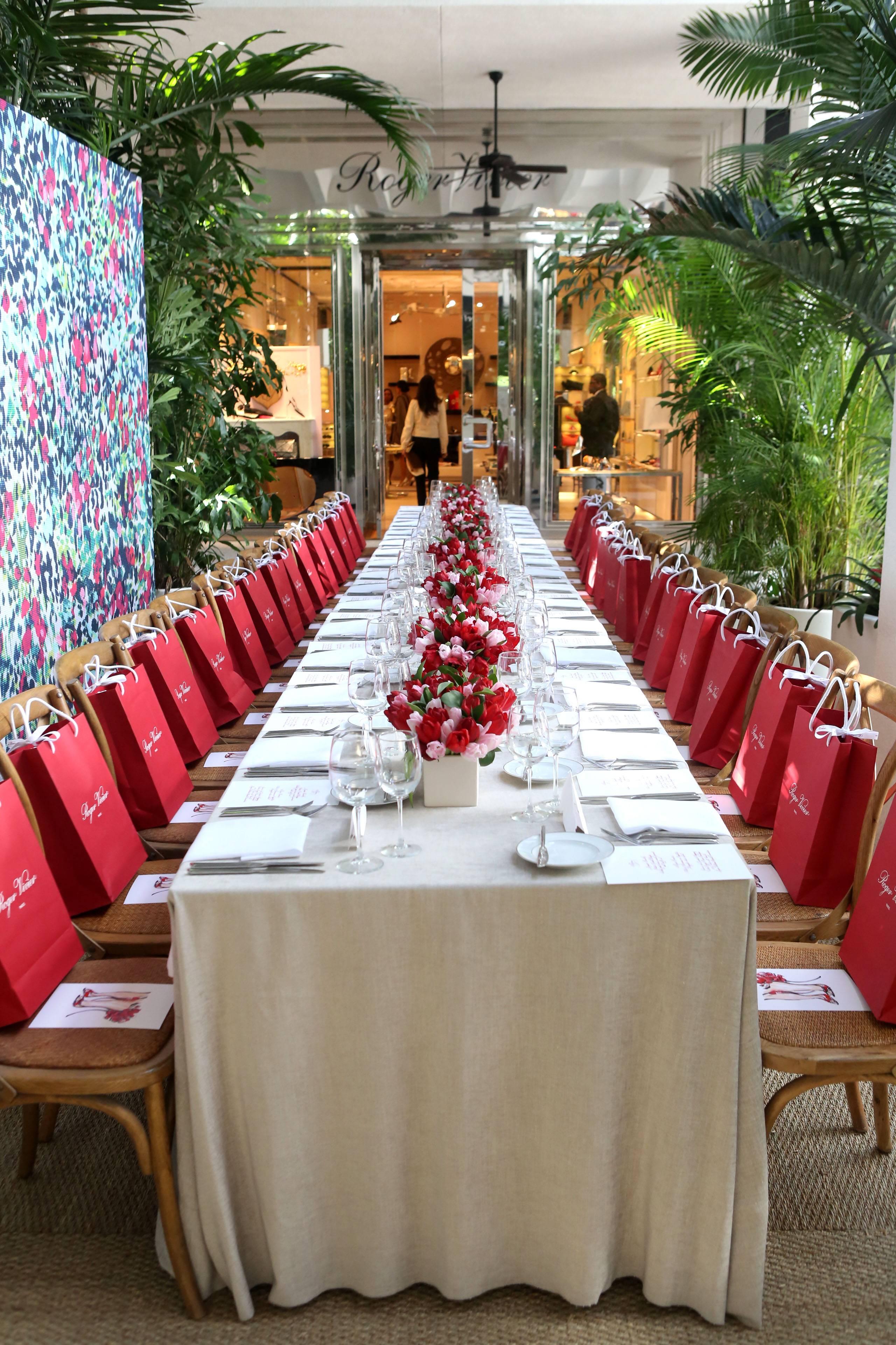 Roger Vivier-Miami Children's Hospital Luncheon-Jan.17 2014-Table Decor_2