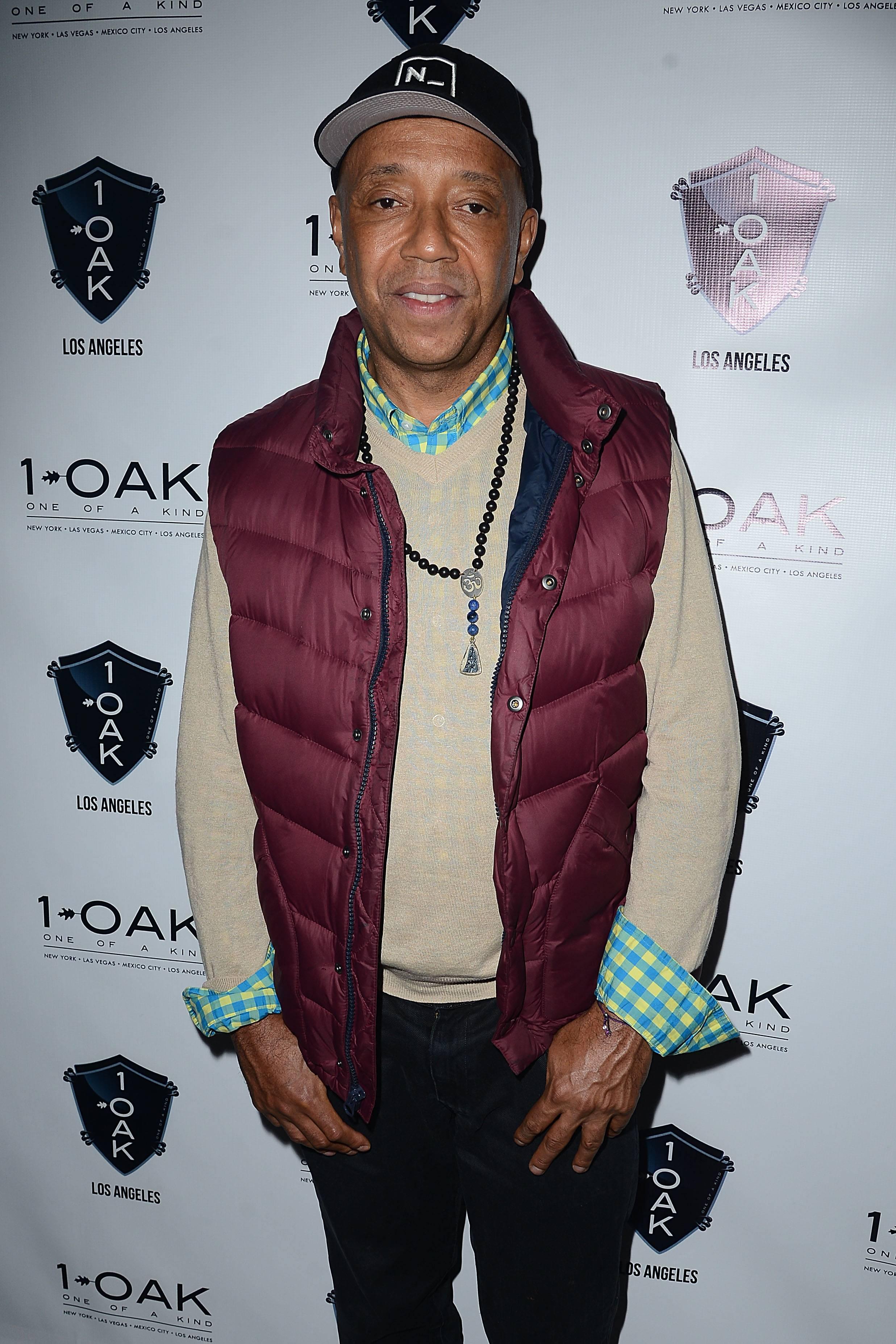 Russell Simmons. 1 OAK LA. 1.23