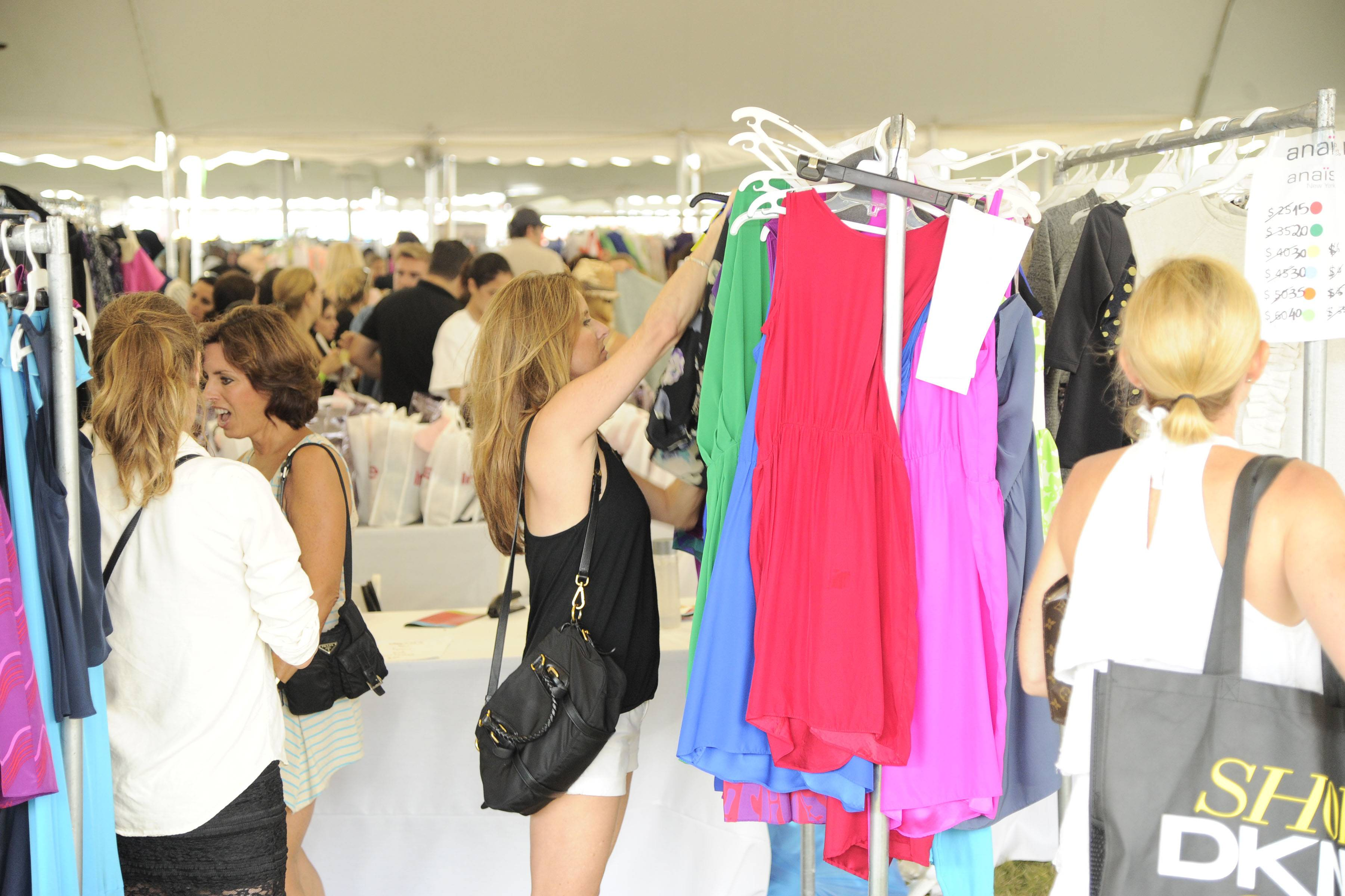 OCRF's 15th Annual Super Saturday hosted by Kelly Ripa, COVERGIRL Paula Patton, Donna Karan and InStyle