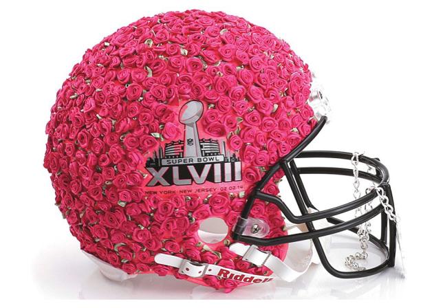 Bloomingdale's helmet