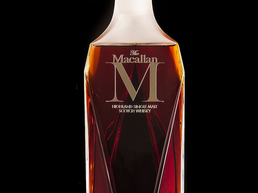 The Macallan 'M' Decanter 6-litre Imperiale single malt whisky