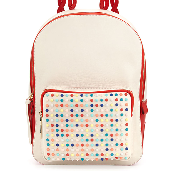 Christian Louboutin Releases Colorful New Backpack