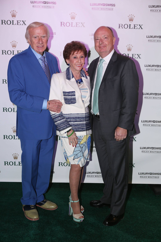 Seymour & Evelyn Holtzman, & Stewart Wicht1