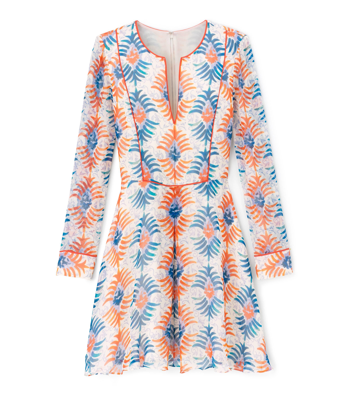 TB Dahlia Dress in Oasis