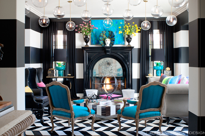 kourtney kardashian shows off whimsical home interior - haute living