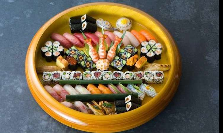 When You Can T Jet Off To Tokyo Authentic Anese Cuisine Head Over Morimoto At Mgm Grand Where Find An Outstanding Selection Of Sushi And