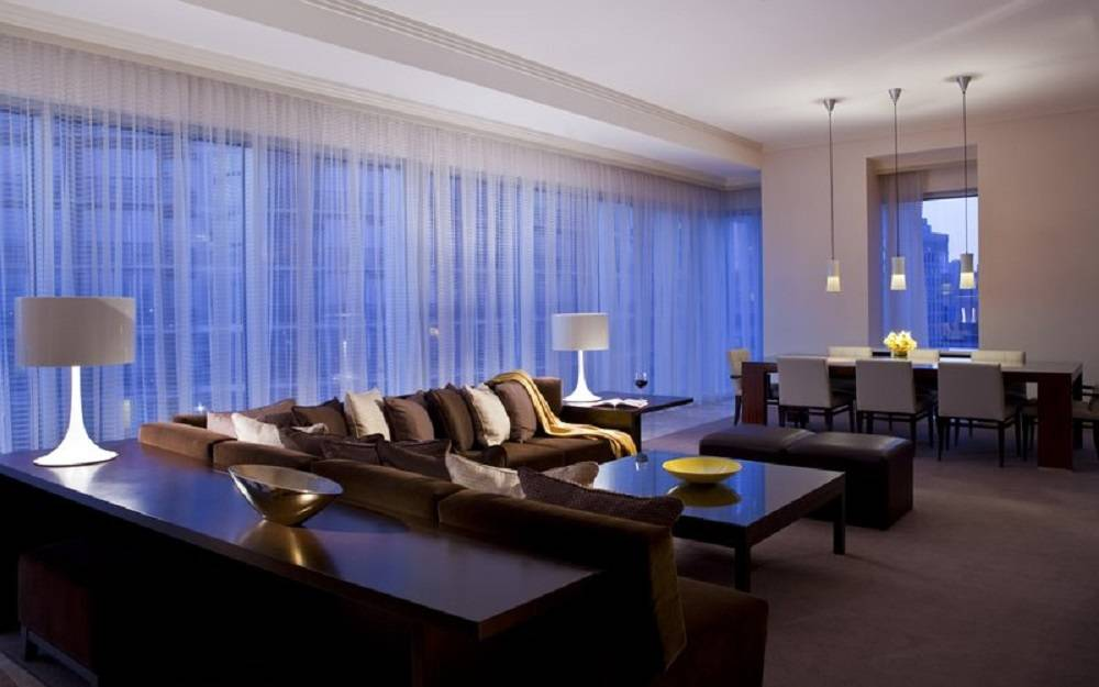 Awesome 1 Loews Atlanta Hotel. Located On The Top Floor ...