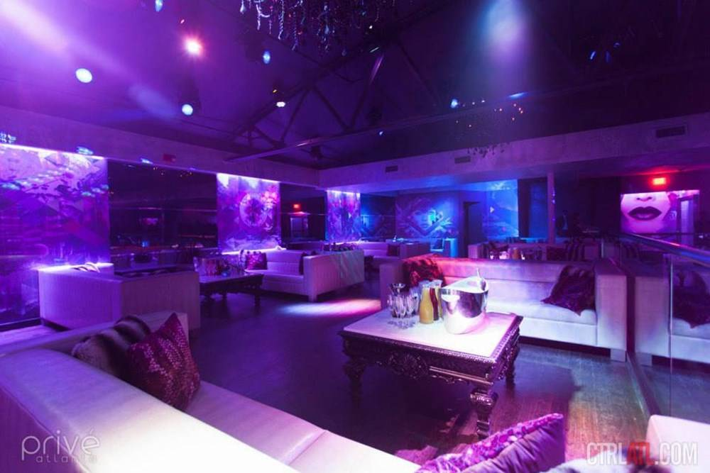 Top 5 Nightclubs In Atlanta Haute Living