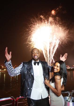 Dwyane Wade Birthday Bash