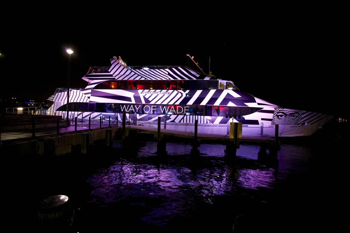 wade yacht