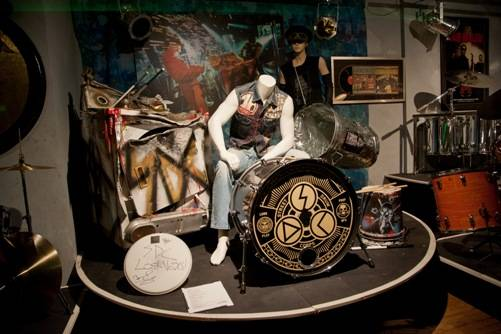01.30_Street Drum Corps Memorabilia_Hard Rock Hotel & Casino_Photo Credit Patrick Gray