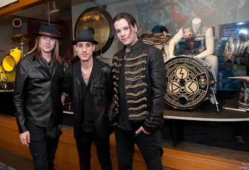 01.30_Street Drum Corps_Bobby Alt_Frank Zummo_Adam Alt_Hard Rock Hotel_Photo Credit Patrick Gray_2
