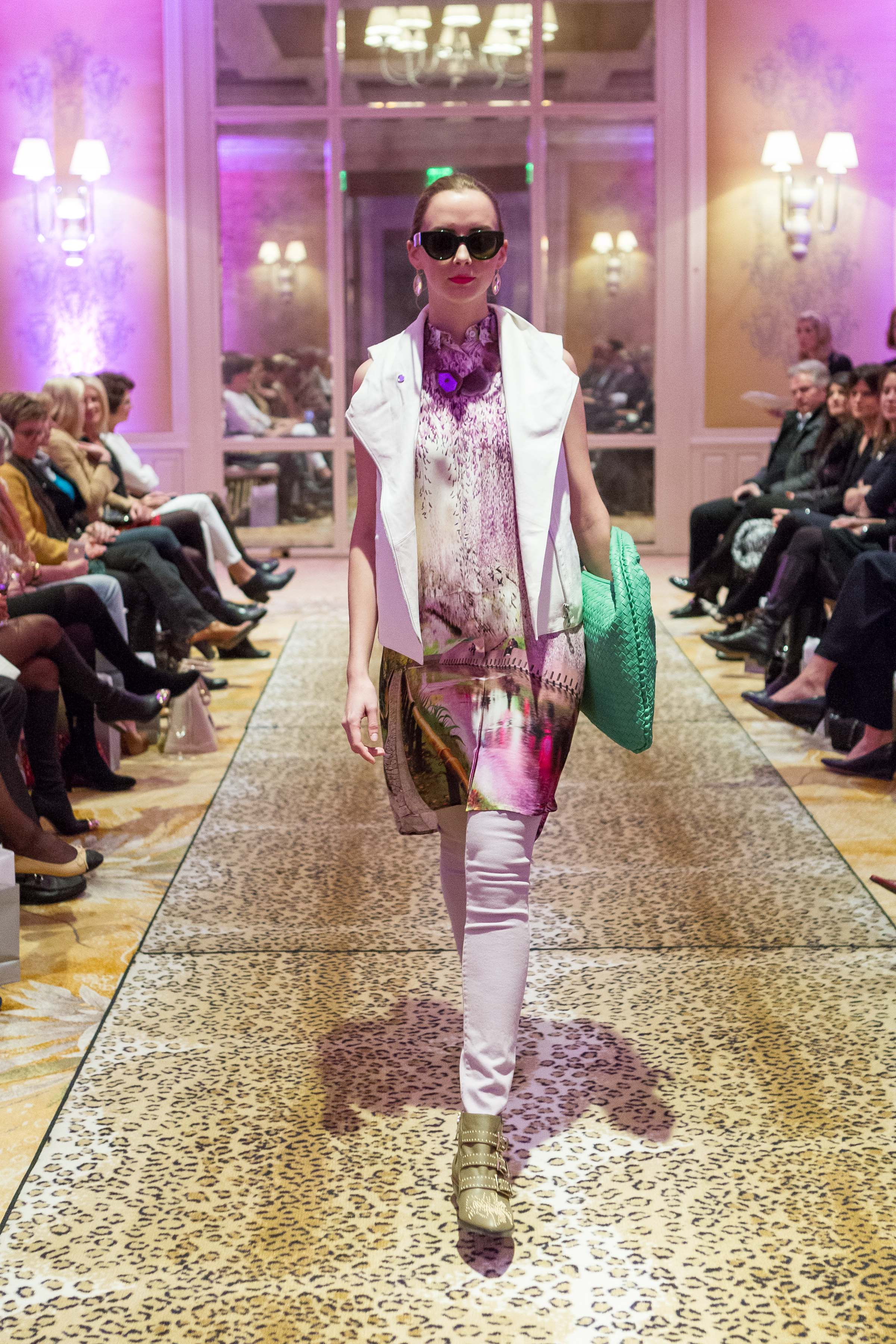 Neiman Marcus And Bentley Of Los Gatos Unveil Spring Trends