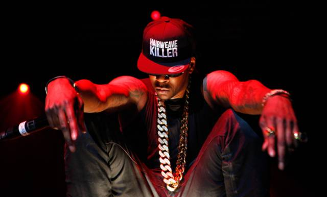 2Chainz at the Joint. Photos: © Chase Stevens/Kabik Photography/Retna