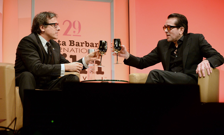 The Moet & Chandon Lounge At The Santa Barbara International Film Festival Honoring David O. Russell