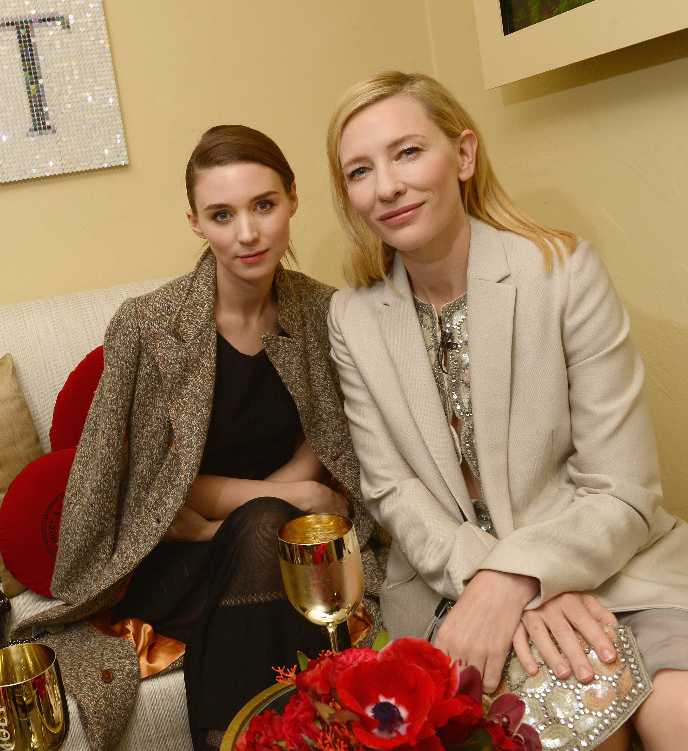 The Moet & Chandon Lounge at The 2014 Santa Barbara International Film Festival –  Honoring Cate Blanchett