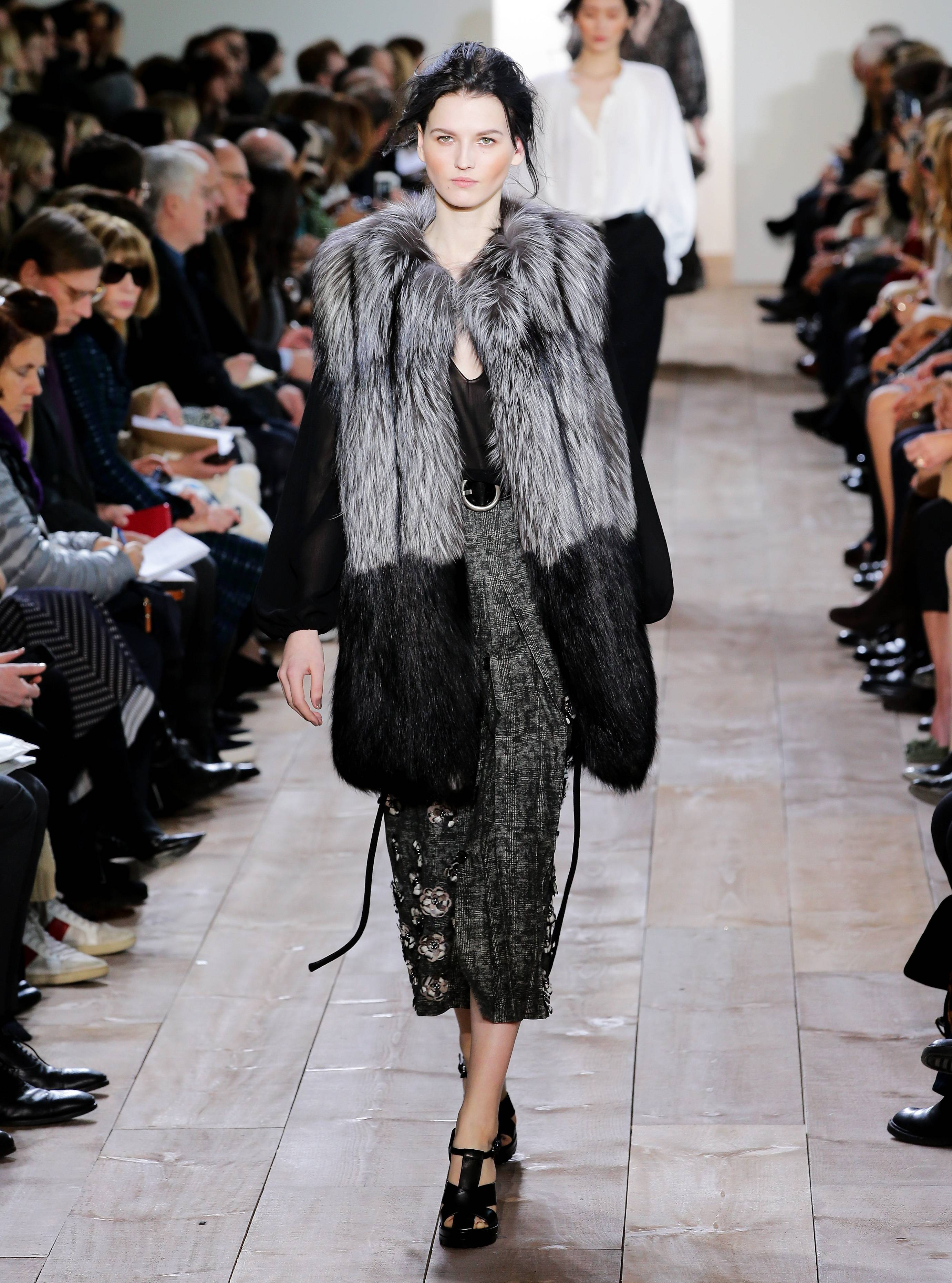 Michael Kors – Runway – Mercedes-Benz Fashion Week Fall 2014