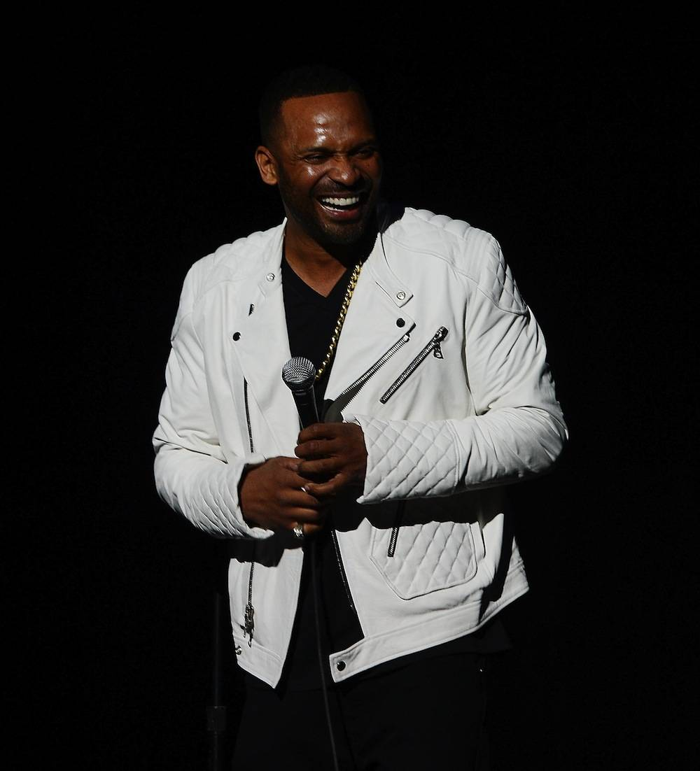 Comedian Mike Epps Performs At The Pearl At Palms Casino Resort