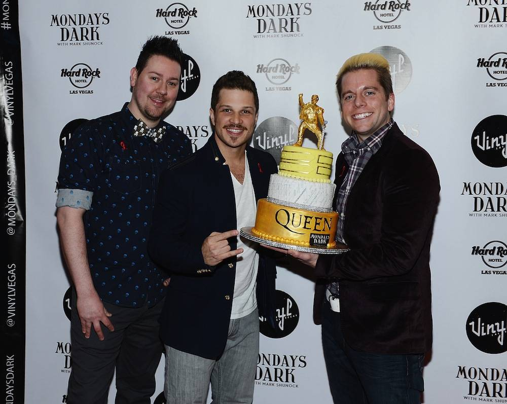 """""""Mondays Dark"""" With Mark Shunock Featuring The Music Of Queen To Benefit The St. Therese Center HIV Outreach at Vinyl"""