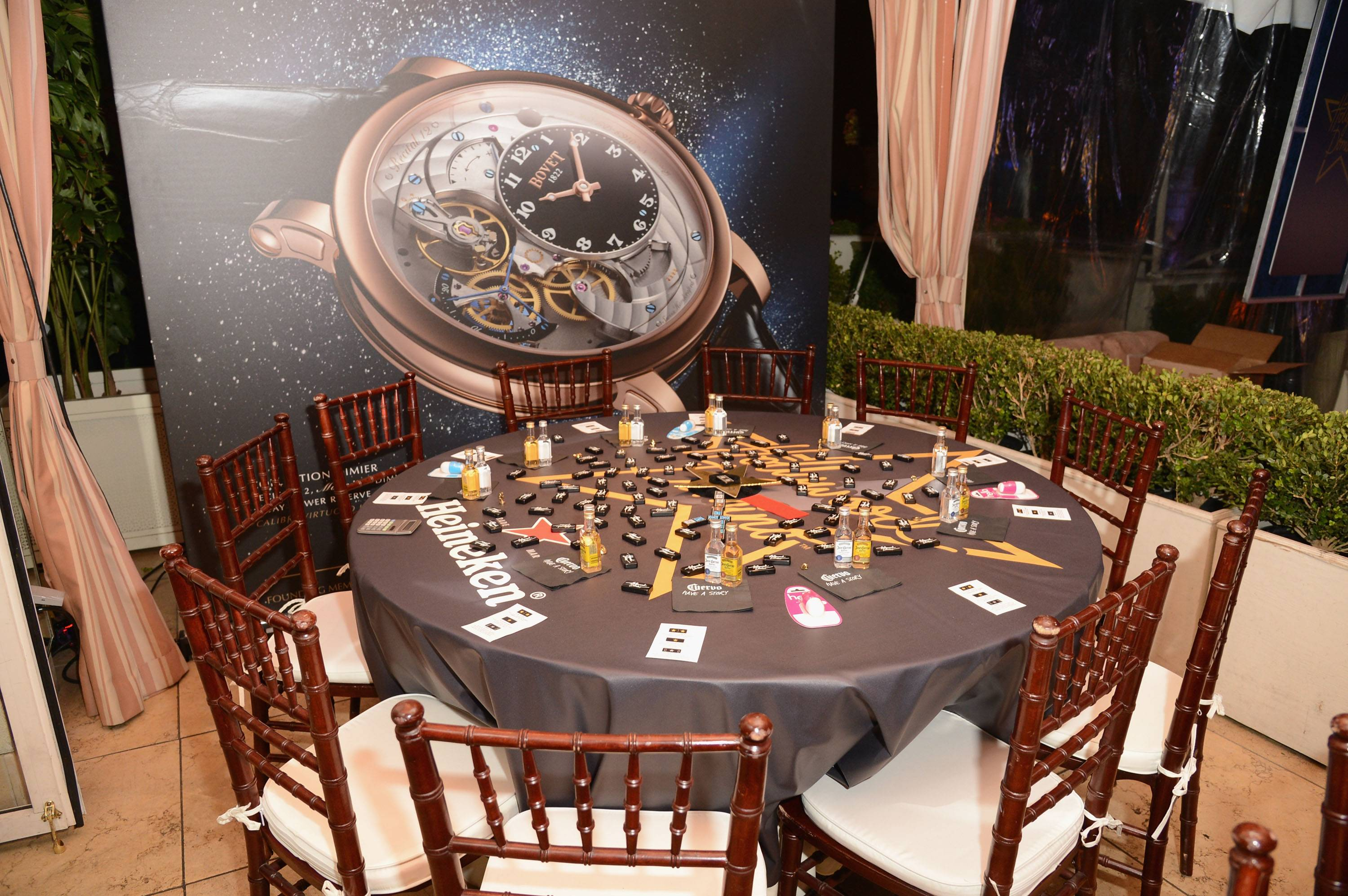 7th Annual Hollywood Domino And Bovet 1822 Gala Benefiting Artists For Peace And Justice